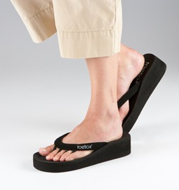 82e71ff4dcf TOESOX Yogini Five Toe Womens Sandals Yoga Toe Separate Exercise on ...