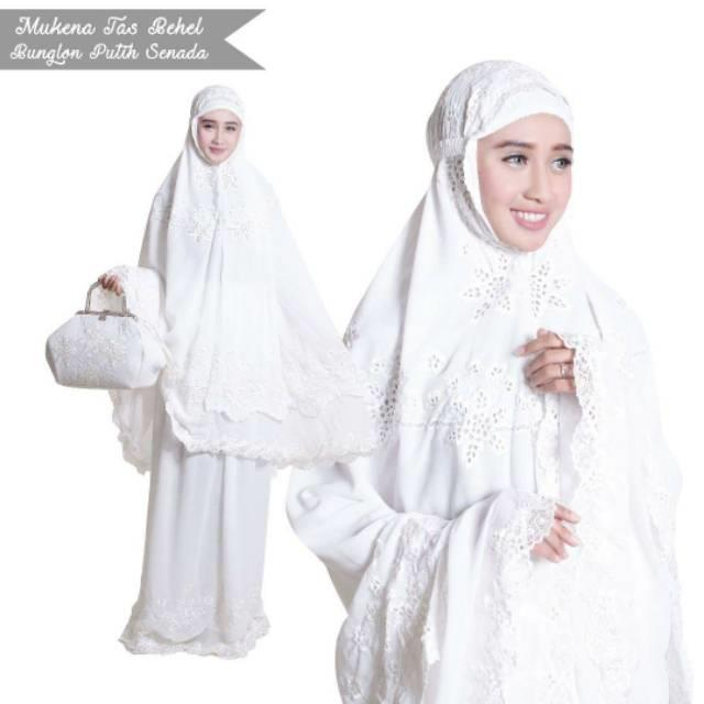 Women-Prayer-Salah-Clothes-Mukena-Khimar-Long-Hijab-Set-Skirt-and-HandBag-BB