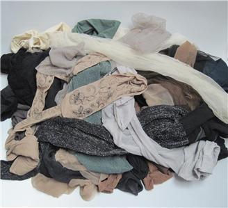 Worn Used Pantyhose Socks 39