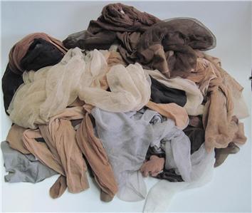 Worn Used Pantyhose Socks 82