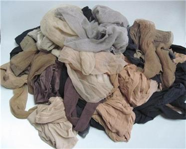 Worn Used Pantyhose Socks 49