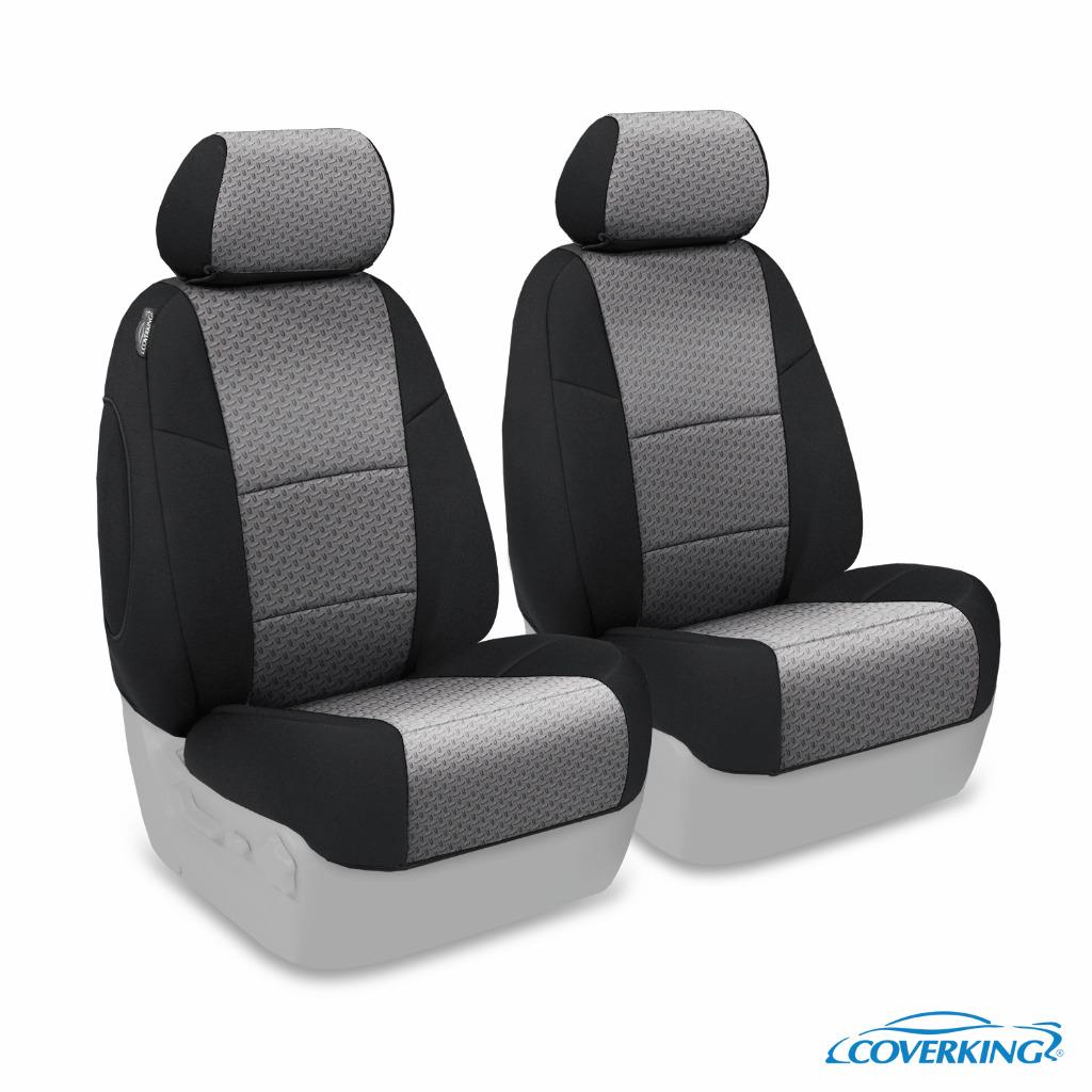 COVERKING DESIGNER PRINTS CUSTOM FIT SEAT COVERS For