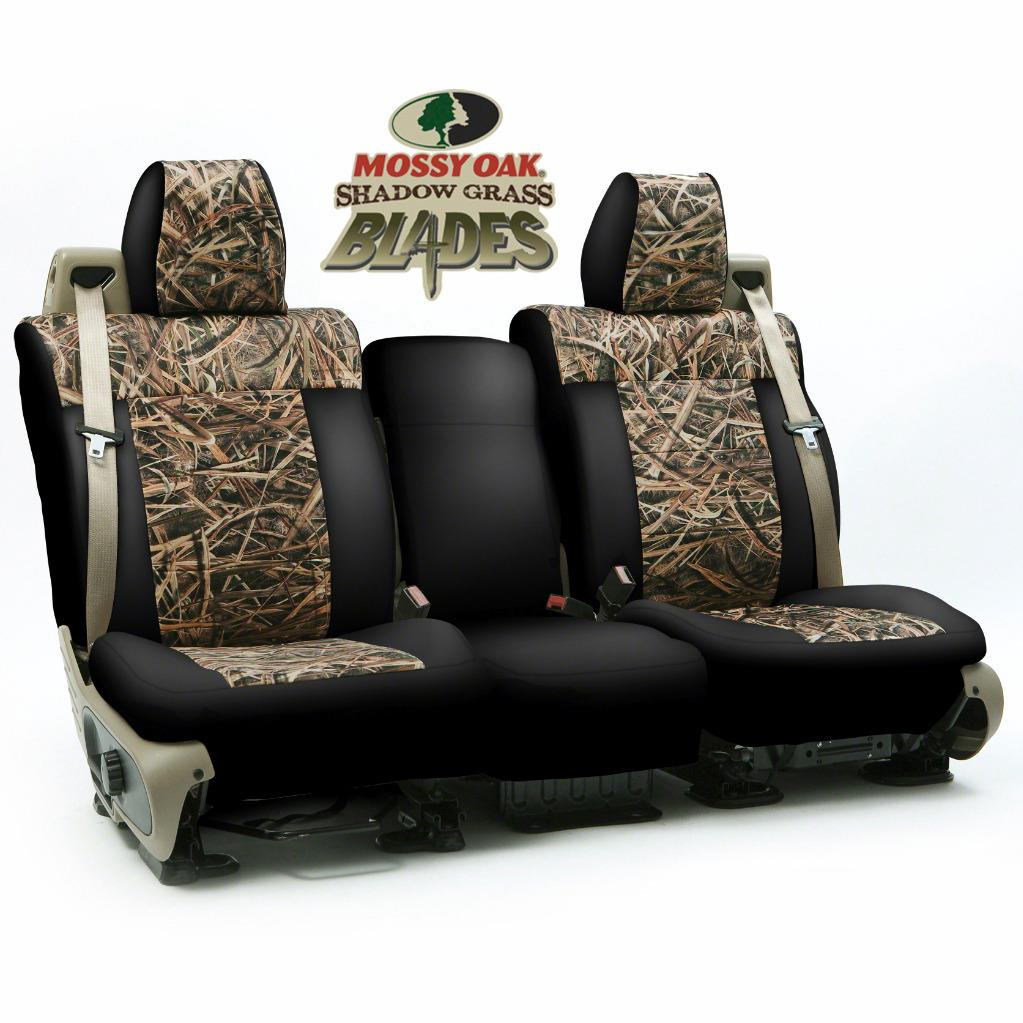 Mossy Oak Camo Custom Fit Seat Covers Coverking For Jeep