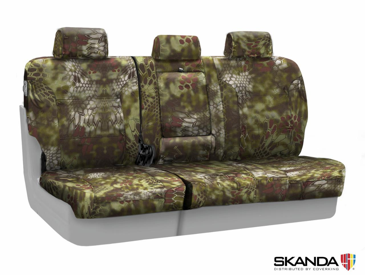 Kryptek Camo Tactical Custom Fit Seat Covers For Ford F150