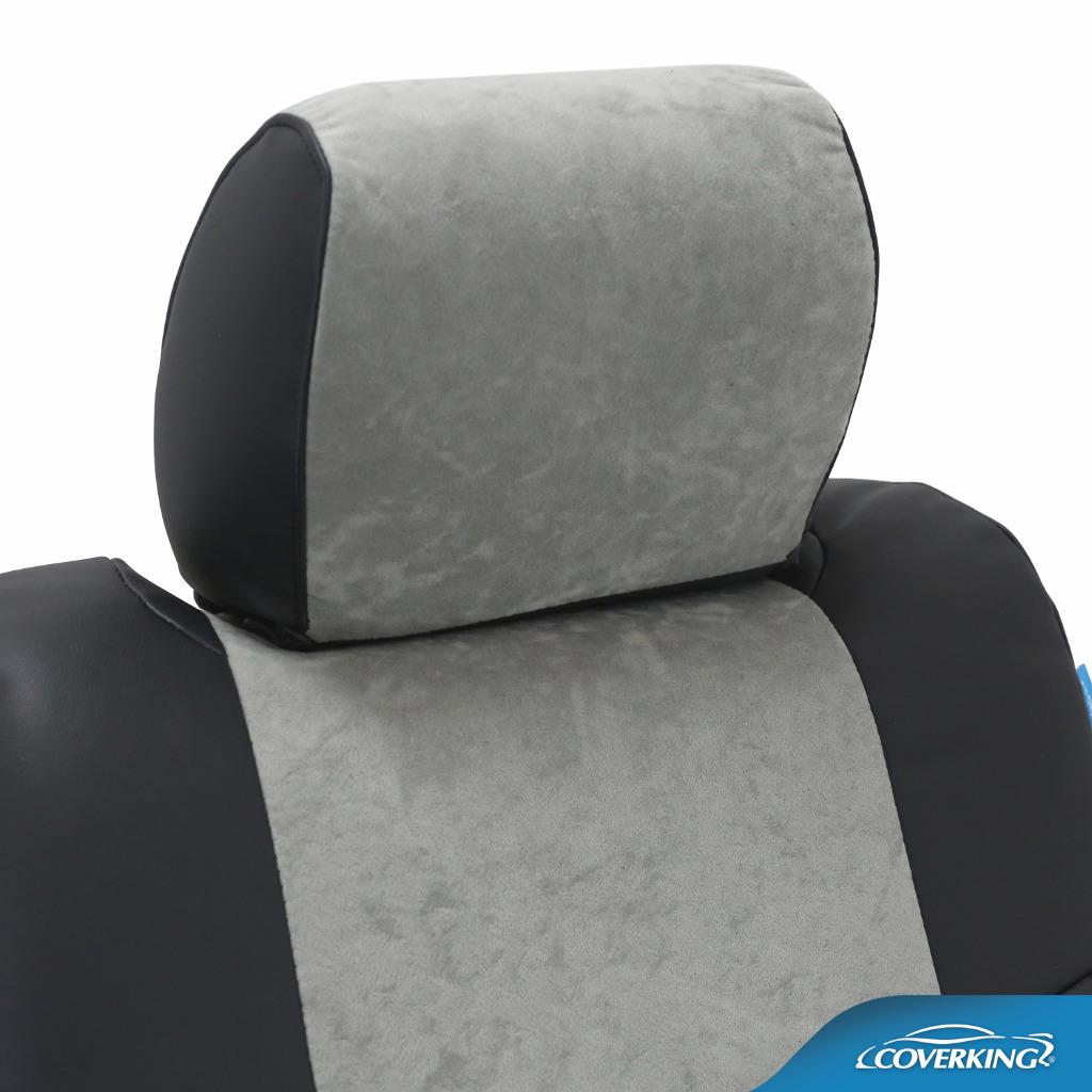 alcantara suede custom fit seat covers for mercedes sprinter ebay. Black Bedroom Furniture Sets. Home Design Ideas