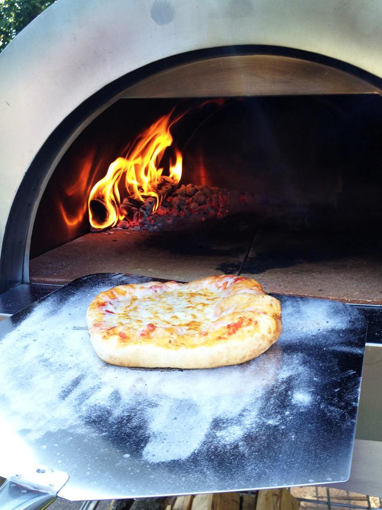 Wood Fired Pizza Oven Commercial Grade Stainless Steel By Ilfornino New York Ebay