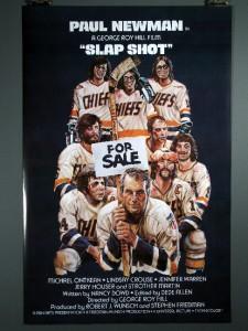 5d65c9d2212 Slap Shot Movie Poster Paul Newman Hockey Slapshot on PopScreen
