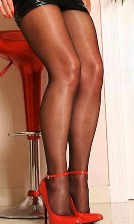 Think, super sheer black pantyhose sorry, that