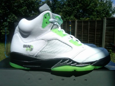 e7e78314c37dd0 NIKE AIR JORDAN V 5 QUAI 54 QS DS TOKYO TZ OG 1 VI IV X BANNED SIZE ...