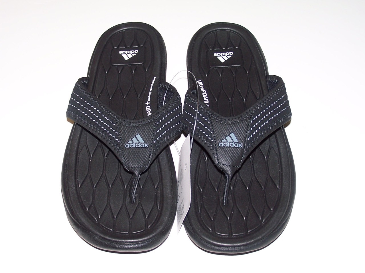 0fd15a7abe43f NWT ADIDAS RAGGMO ULTRA FOAM THONG FLIP FLOP SANDALS MENS SIZES 7 12 ...
