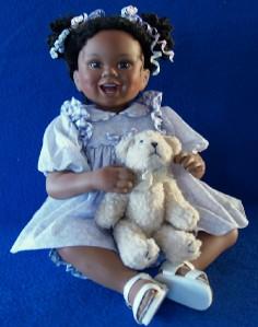 Ashton Drake African American Sunday Best Doll Tamara Ebay