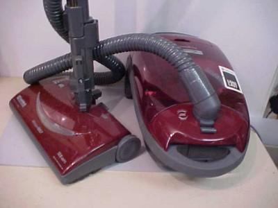 Kenmore Model 116 Hepa 12 Amp Vacuum Cleaner Ebay