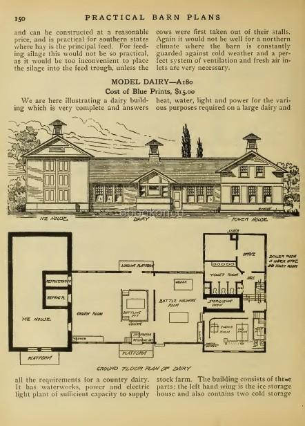 Broiler House Design For Sale: Barn Poultry Farm Building Plans Dairy House Stables CD