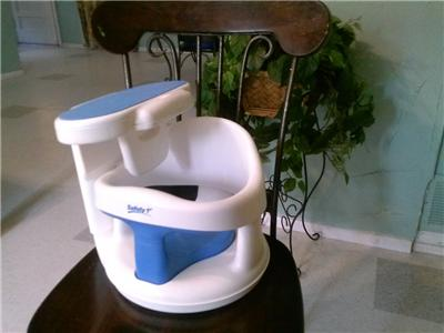 Safety 1st Tubside Infant Baby Bath Tub Side Seat Ring Ebay
