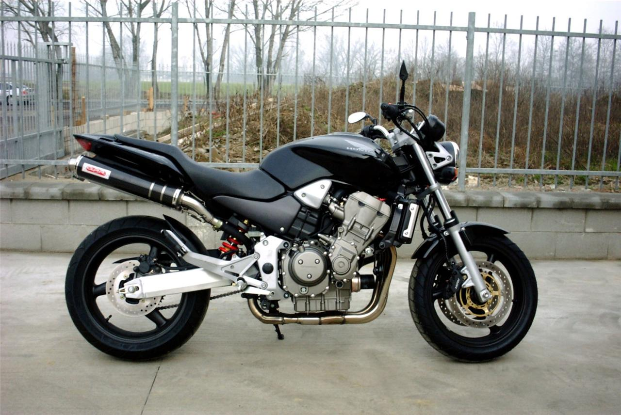 honda hornet 900 cb919 undertail gpr exhaust systems. Black Bedroom Furniture Sets. Home Design Ideas