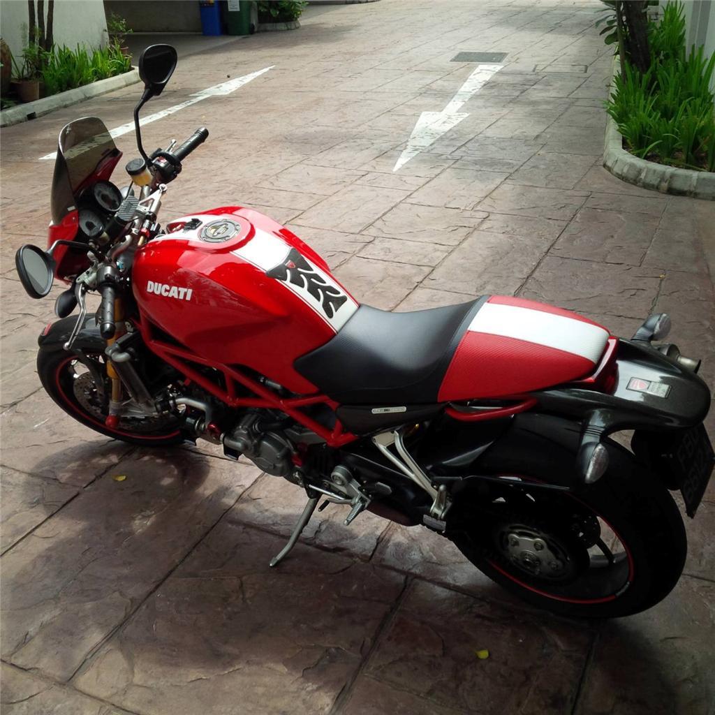 Ducati Monster S4R S4RS Luimoto Corse Edition Designer ...