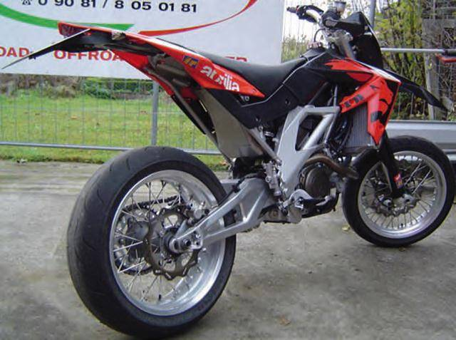 aprilia sxv 550 silmotor italia full exhaust system underseat racing steel ebay. Black Bedroom Furniture Sets. Home Design Ideas