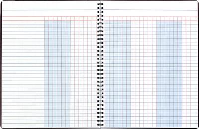 payne teachers roll book 8 1 2 x 11 80 pages spiral bound