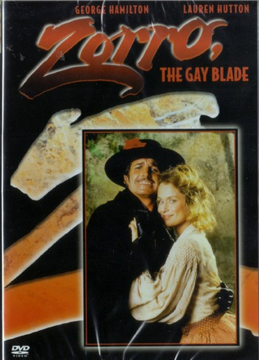 Zorro The Gay Blade Dvd 95