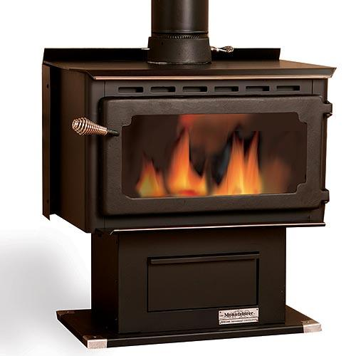 Hotblast Warm Air Wood Coal Furnace With 550 Cfm Blower