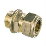 brass coupling - Kupplung aus Messing