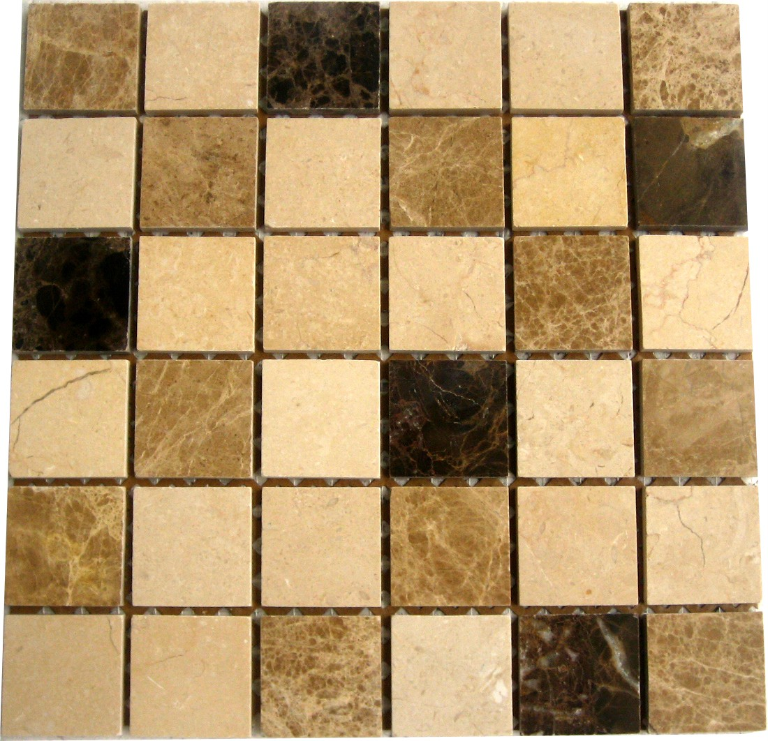 Mosaikfliesen, die Naturstein verfügen über