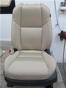 Auto Store Of Greenville >> 2016 Nissan Maxima Tan cloth OEM Factory seat cover set front & Rear   eBay