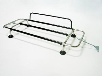 Classic Look Car Trunk Deck Lid Universal Luggage Rack