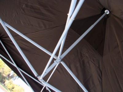 Outdoor Black Monster Energy Pop Up Gazebo Ez Canopy Tent