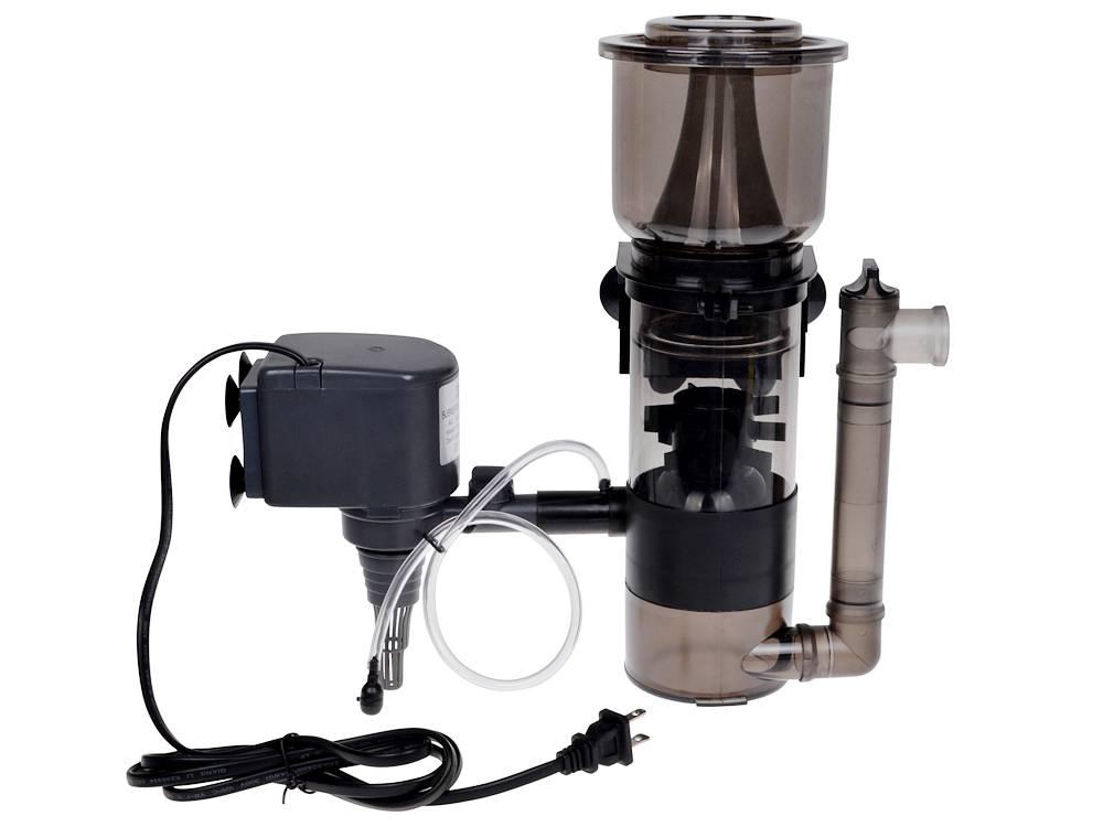150 gal aquarium protein skimmer 530 gph marine water tank pump