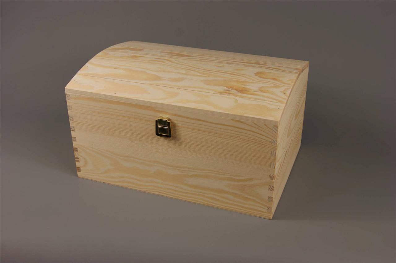 X LARGE TREASURE CHEST PLAIN WOODEN BOX DECOUPAGE CRAFT eBay : 766793734o from www.ebay.co.uk size 1280 x 852 jpeg 52kB