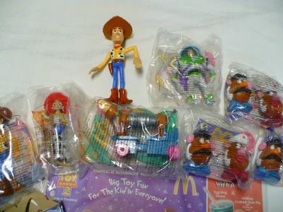 Mcdonalds Toy Story Toys 72