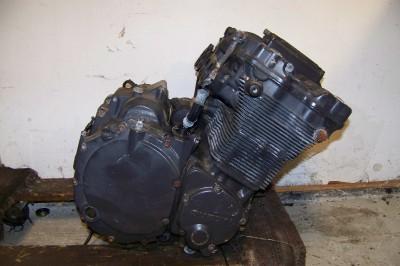 88 Suzuki GSXR GSX R 750 Slingshot Engine Motor 42A