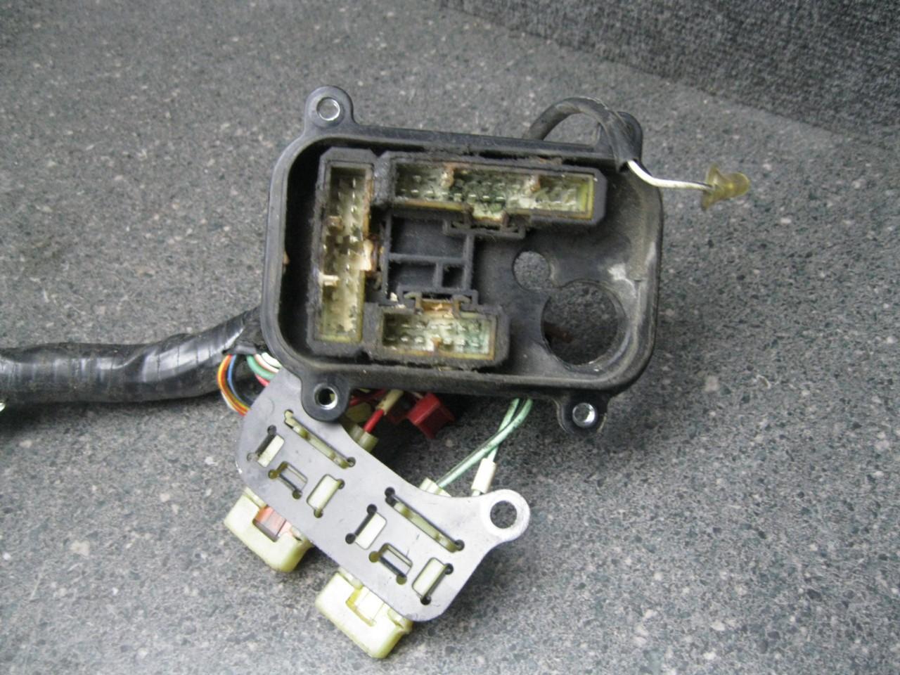 85 Honda Goldwing Gl 1200 Sub Wiring Harness 40f