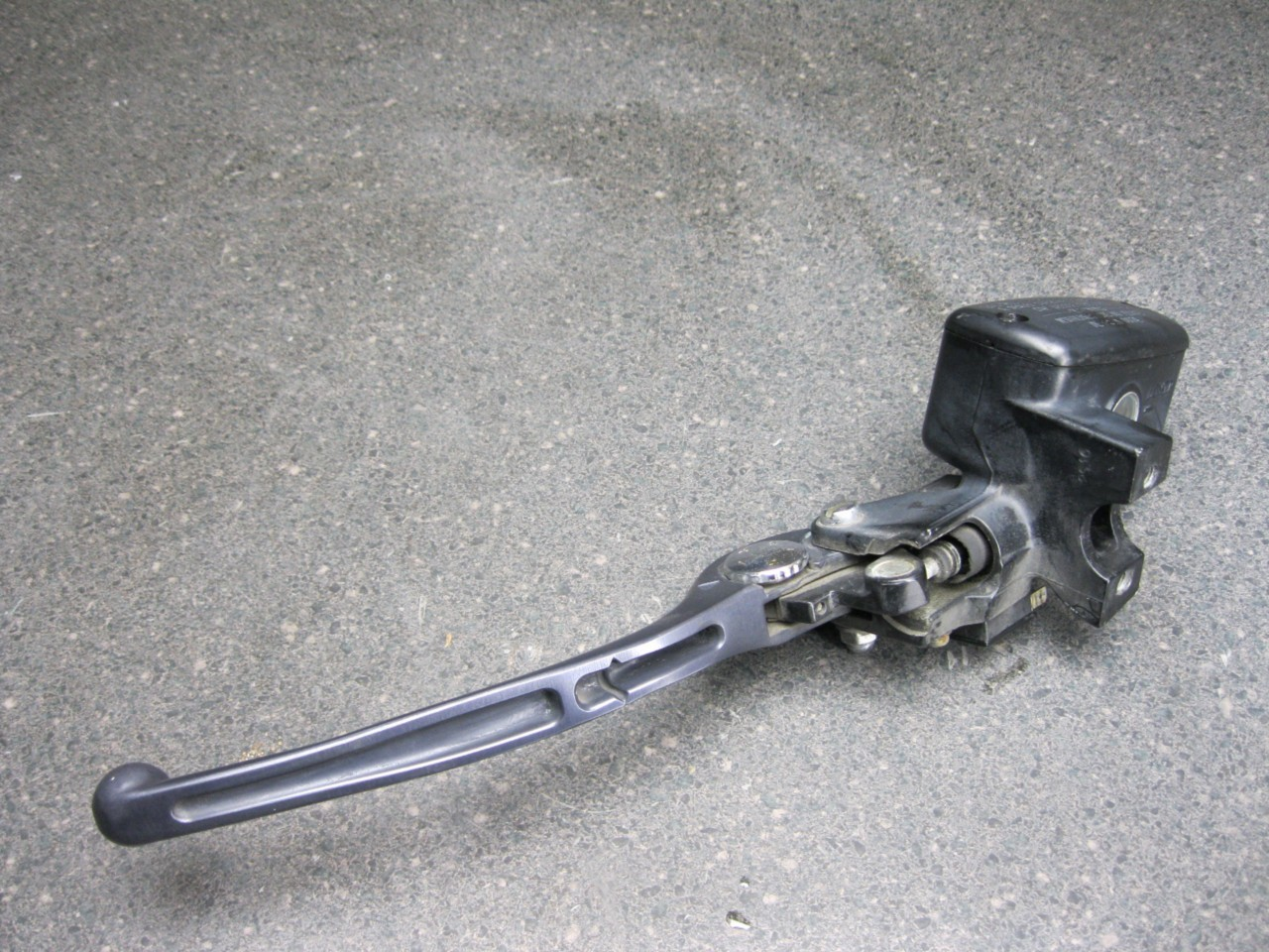 honda goldwing gl gl  clutch master cylinder  ebay