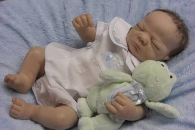 Ashton Drake So Truly Real Quot Charlie Quot Baby Doll By Linda