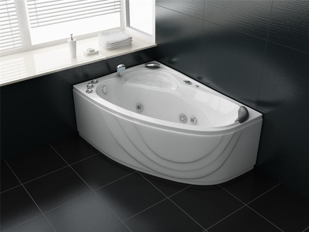 New Air Jetted Spa And Massage Bathtub Jet Tub Nr1510 Ebay