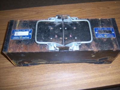 used square d 8142-1 fuse box 60a 230v 3 pole | ebay square d fuse box square d fuse box parts