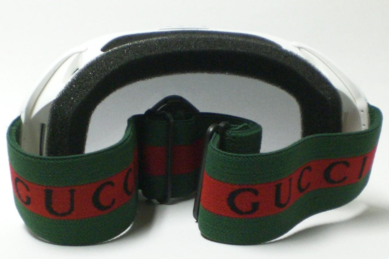 803c39e9ffb White Gucci Ski Goggles - Bitterroot Public Library