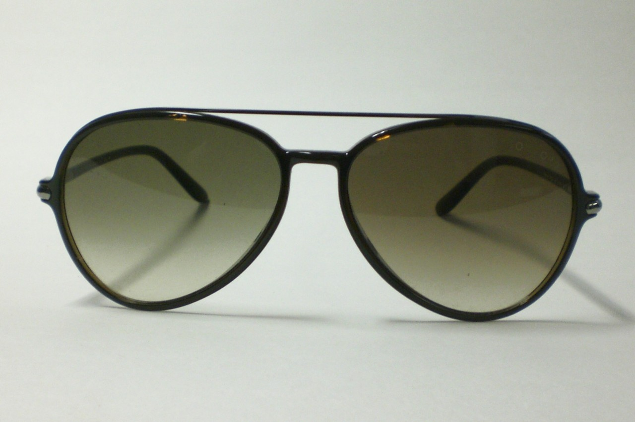 5f9fea8b7614 TOM FORD RAMONE TF149 TF 149 BROWN 48F AUTH SUNGLASSES on PopScreen