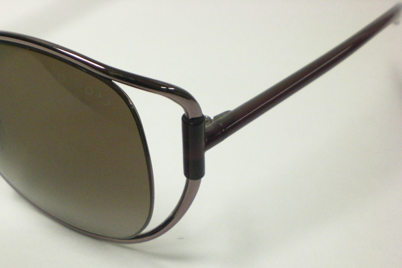 6e143087c5567 Tom Ford Emmeline TF 155 Viole 81F Authentic Sunglasses on PopScreen
