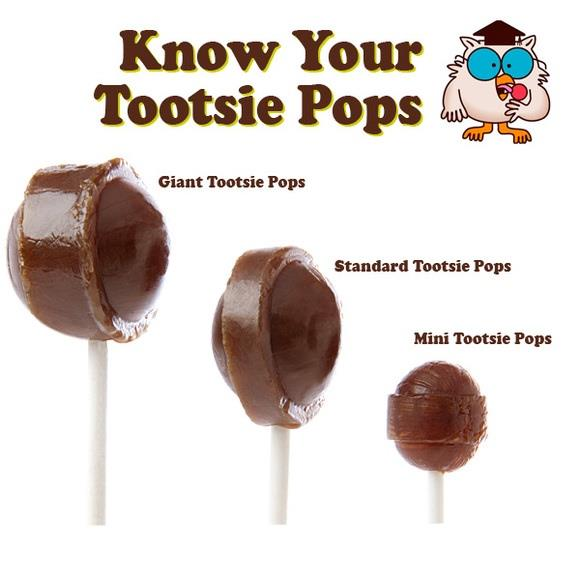 Details About Giant Tootsie Pops Cherry 45 Pops Giant Cherry Tootsie Pop Lollipop Sucker