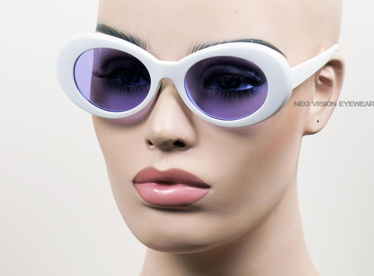 132815ab01f Jackie O Sunglasses Ebay. Large Womens Oval ...