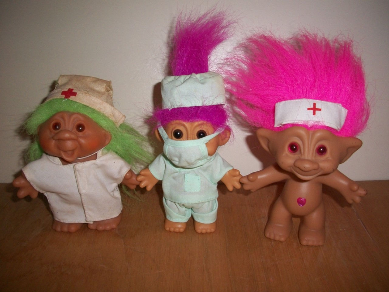 VINTAGE TROLL 3 RUSS DAM ACE DOCTOR NURSES HOSPITAL TREASURE PICS IN DISCRIPTION | eBay & VINTAGE TROLL 3 RUSS DAM ACE DOCTOR NURSES HOSPITAL TREASURE PICS IN ...