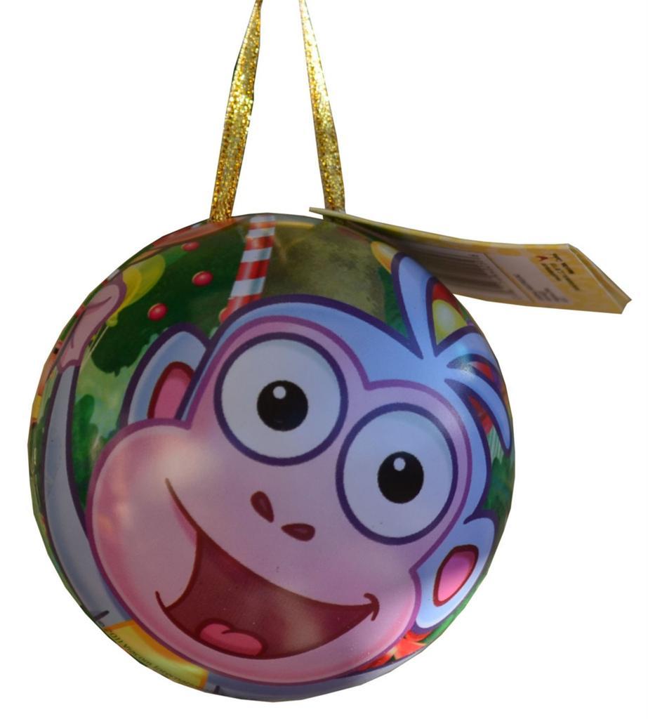 DORA THE EXPLORER BOOTS CHRISTMAS 24 Puzzle ORNAMENT NW | eBay