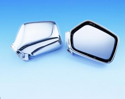 Show Chrome Mirrors Chrome for Honda GL1500 Gold Wing 88-00 2-445* 41-8675