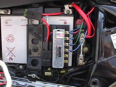 honda goldwing accessory fuse box honda goldwing gl1500 fuse box