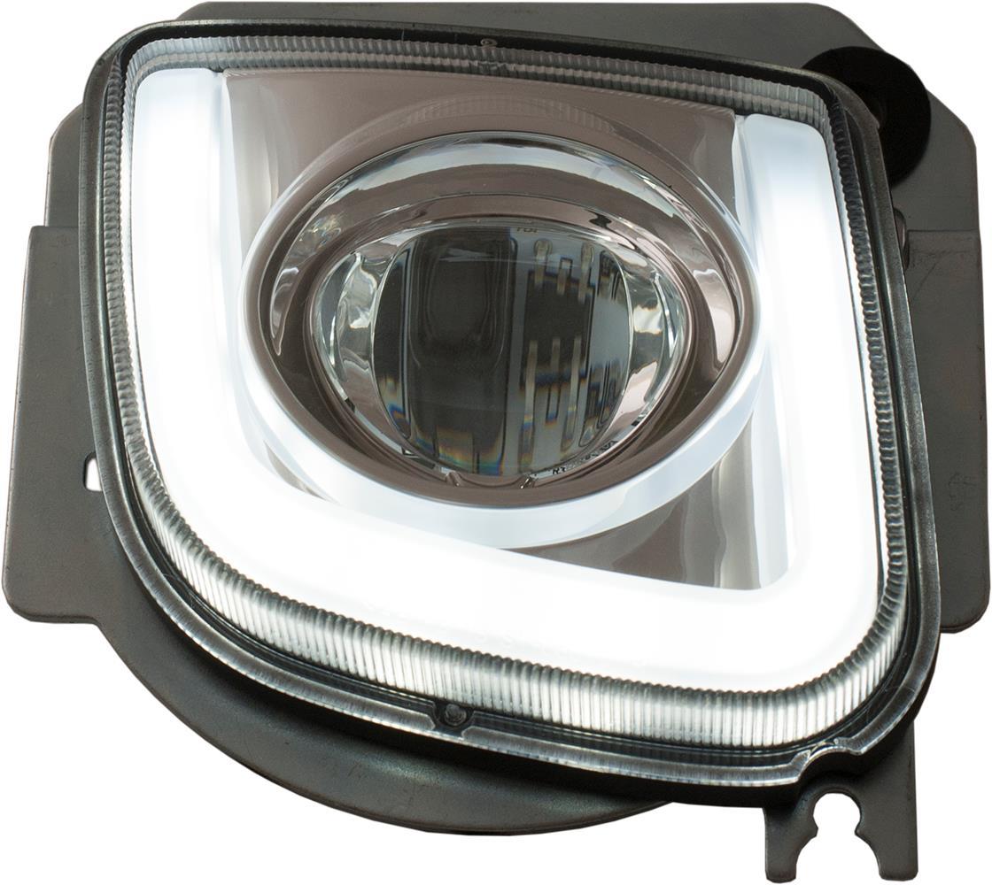 LED Rectangular Fog Light Kit- Honda Goldwing GL1800 F6B ...