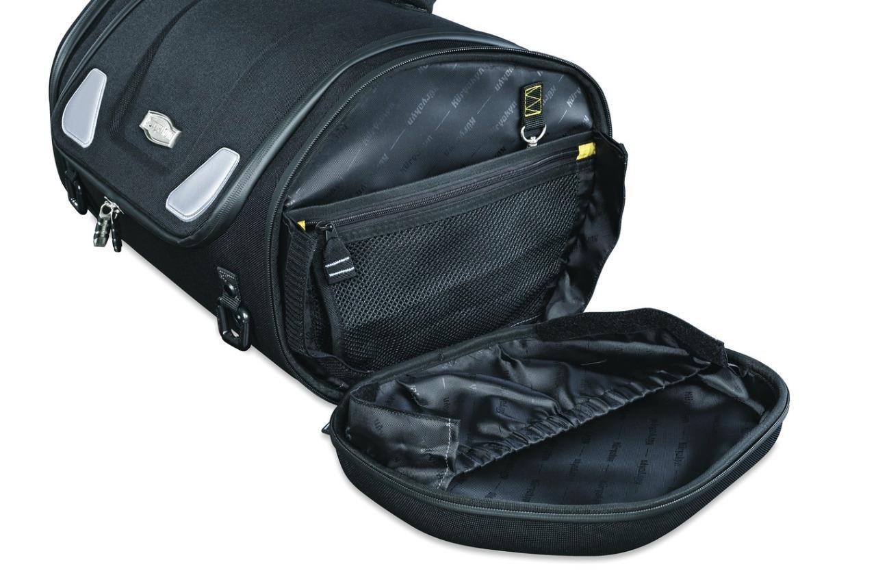 Kuryakyn XKursion XR2.0 Roll Bag - Motorcycle Luggage (5272)   eBay