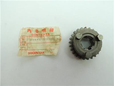 NOS OEM Honda Front Brake Shoes 1972-78 XL350 XL250 MT250 Elsinore 45120-329-000